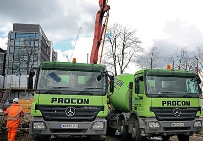 Concrete Pump Hire From Procon Readymix In London